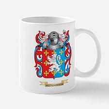 Hutchinson-England Coat of Arms (Family Crest) Mug