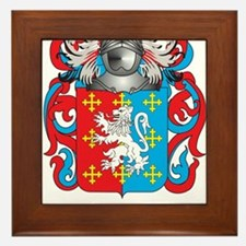 Hutchinson-England Coat of Arms (Family Crest) Fra