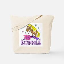 I Dream Of Ponies Sophia Tote Bag