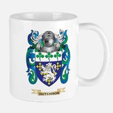 Hutchison Coat of Arms (Family Crest) Mug
