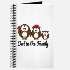 Owl in the Family Journal