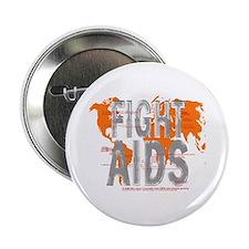 AIDS Awareness Button