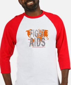 AIDS Awareness Baseball Jersey