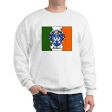 Kelly Arms Irish Flag Sweater