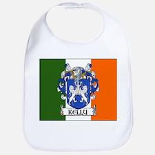 Kelly Arms Irish Flag Bib