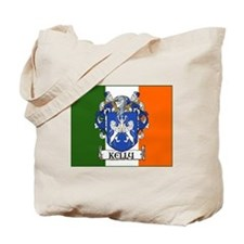 Kelly Arms Irish Flag Tote Bag