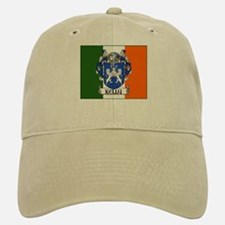 Kelly Arms Irish Flag Baseball Baseball Baseball Cap