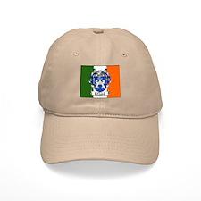 Kelly Arms Irish Flag Baseball Baseball Cap
