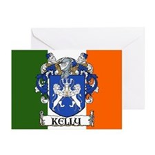 Kelly Arms Irish Flag Cards (Pk of 10)
