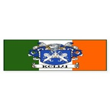 Kelly Arms Irish Flag Bumper Bumper Bumper Sticker