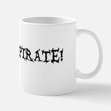Pirate Equation Mug