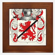 Hyland Coat of Arms (Family Crest) Framed Tile