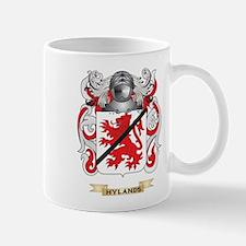 Hylands Coat of Arms (Family Crest) Mug