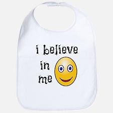 I Believe in Me Bib