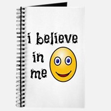 I Believe in Me Journal