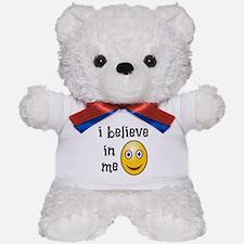 I Believe in Me Teddy Bear