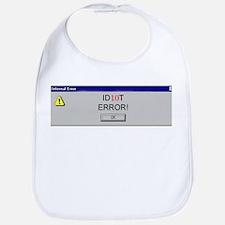 Human Error Bib
