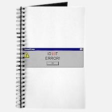 Human Error Journal