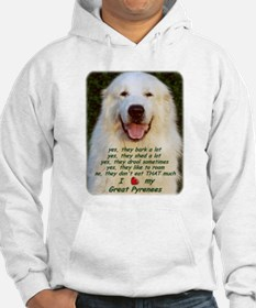 Great Pyr Smile<br>Jumper Hoody