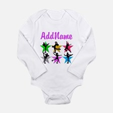 AWESOME SKATER Long Sleeve Infant Bodysuit