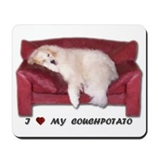 Love My Couchpotato<br>Mousepad