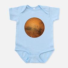 Planet Mars Body Suit