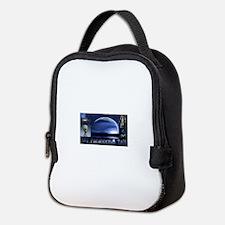 PRT Paranormal Talk logo Neoprene Lunch Bag
