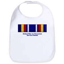 Global War on Terrorism Service Medal Bib