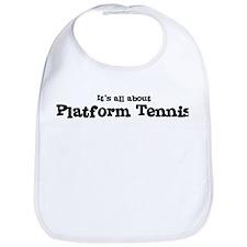 All about Platform Tennis Bib