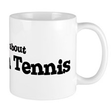 All about Platform Tennis Mug