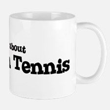 All about Platform Tennis Mug
