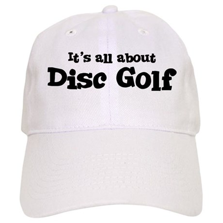 All about Disc Golf Cap