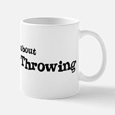 All about Horseshoe Throwing Mug