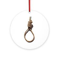 Noose Ornament (Round)