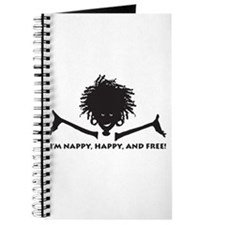 Nappy, Happy and Free! Journal