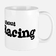 All about Horse Racing Mug