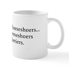 Real Farriers Mug.