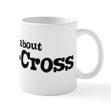 All about Cyclo-Cross Mug