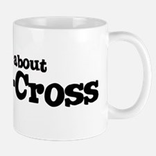All about Cyclo-Cross Mug