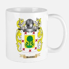 Ibarra Coat of Arms (Family Crest) Mug