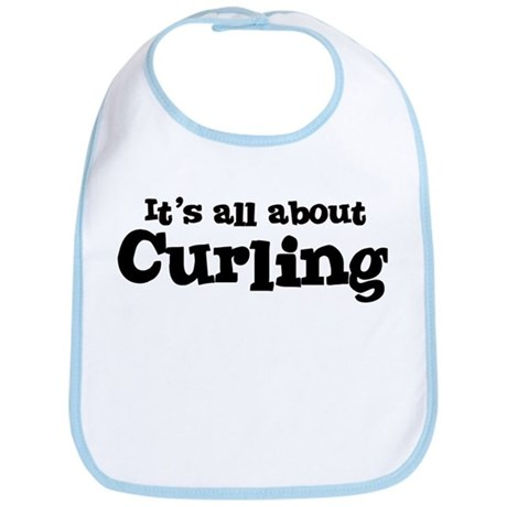 All about Curling Bib