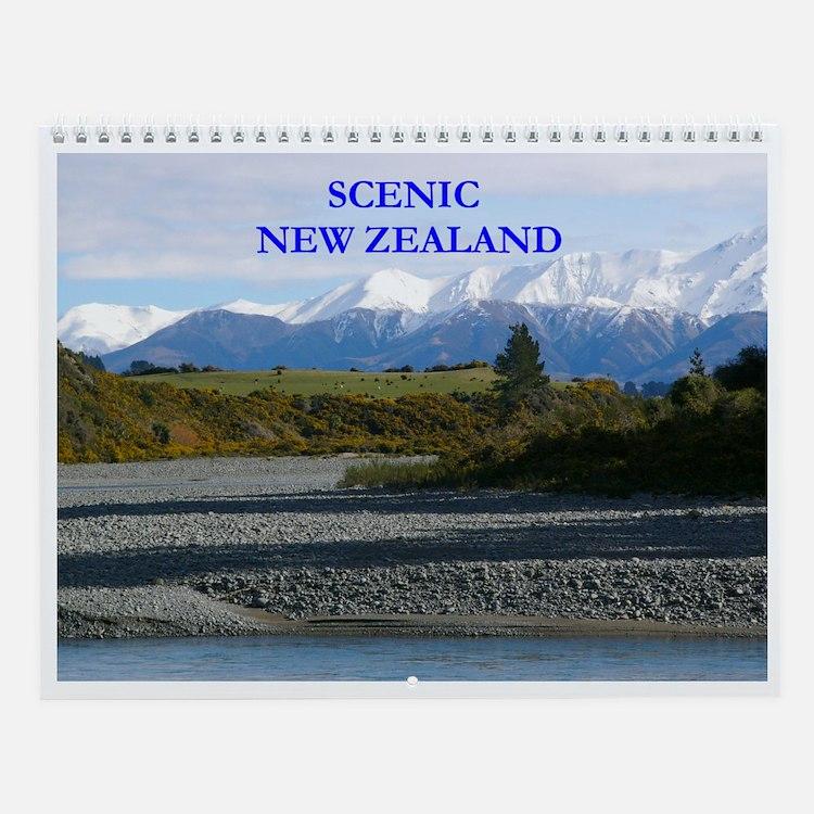 Calendar Zealand : New zealand calendars calendar designs