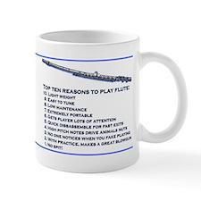 Flute Top 10 Small Mugs