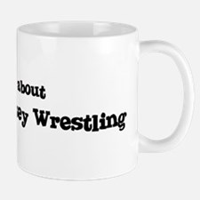 All about Orkhon-Yenisey Wres Mug
