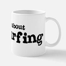 All about Kitesurfing Mug