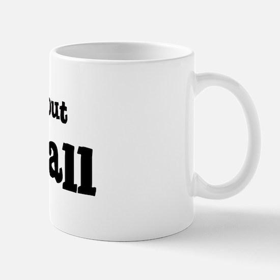 All about Kickball Mug