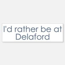 Delaford Bumper Bumper Bumper Sticker