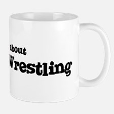 All about Gambian Wrestling Mug
