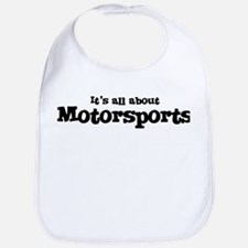 All about Motorsports Bib