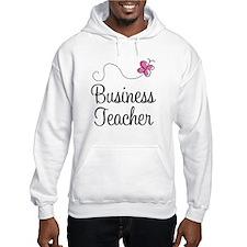 Business Teacher Hoodie